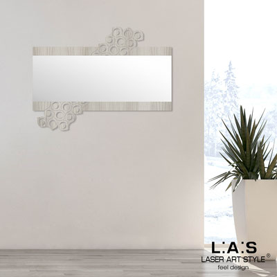 Mirrors </br> Code: G-421 | Size: 120x90 cm </br>  Colour: grey wood