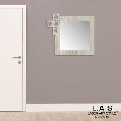 Specchiere </br> Codice: G-409 | Misura: 92x80 cm </br>  Colore: grey wood