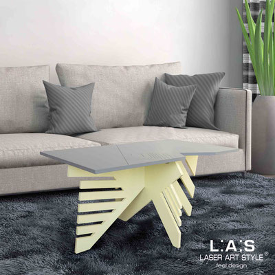 Complementi d'arredo </br> Codice: SI-364 | Misura: 100x60 h50 cm </br> Colore: cemento-blonde-incisione legno