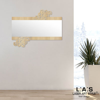 Mirrors </br> Code: W-421 | Size: 120x90 cm </br>  Colour: natural wood