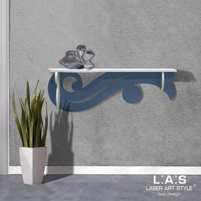 Furnishings </br> Code: SI-285   Size: 110x30 cm </br> Colour: white-denim