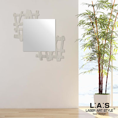 Mirrors </br> Code: G-387 | Size: 90x90 cm </br>  Colour: grey wood