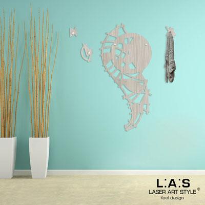Complementi d'arredo </br> Codice: G-403 | Misura: 50x105 cm </br> Colore: grey wood