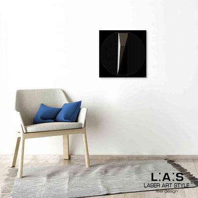 Quarantotto </br>  Code: Q-024 | Size: 48x48 cm </br> Colour: black-wood engraving