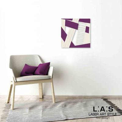 Quarantotto </br>  Code: Q-018 | Size: 48x48 cm </br> Colour: beige-prune decoration-wood engraving