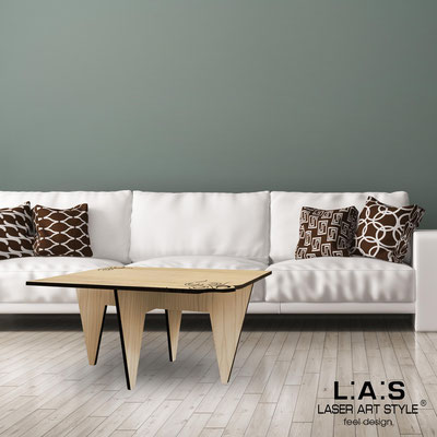 Complementi d'arredo </br> Codice: W-423 | Misura: 100x60 h50 cm </br> Colore: natural wood
