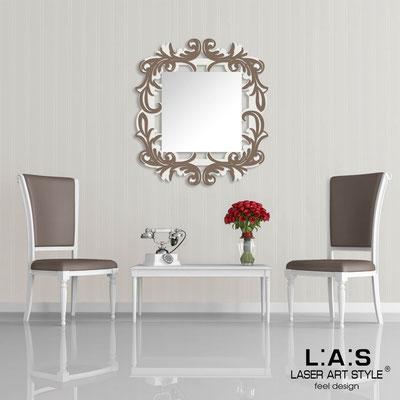 Mirrors </br> Code: SI-247-SP | Size: 100x110 cm </br>  Colour: cream-dove grey