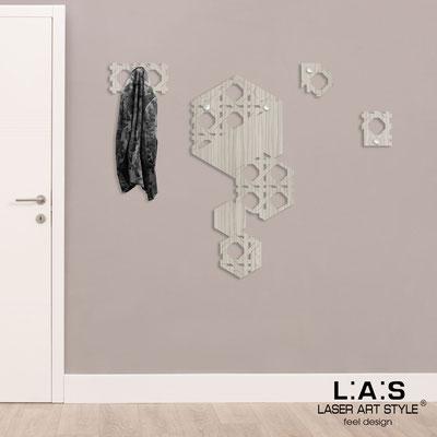 Complementi d'arredo </br> Codice: G-414 | Misura: 45x95 cm </br> Colore: grey wood
