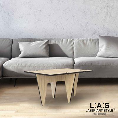 Complementi d'arredo </br> Codice: W-401 | Misura: 100x60 h50 cm </br> Colore: natural wood
