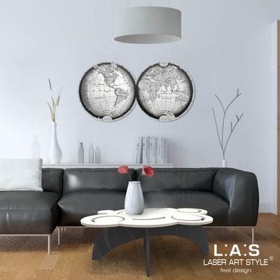 Quadri Figurativi </br> Codice: SI-370 | Misura: 115x60 cm </br> Colore: decoro nero-incisione legno