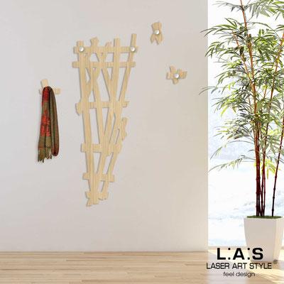 Complementi d'arredo </br> Codice: W-389 | Misura: 45x115 cm </br> Colore: natural wood