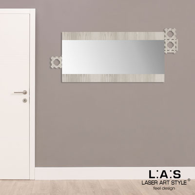 Mirrors </br> Code: G-409 | Size: 150x65 cm </br>  Colour: grey wood