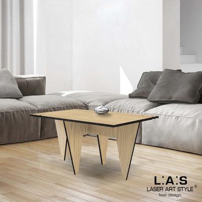 Complementi d'arredo </br> Codice: W-412 | Misura: 100x60 h50 cm </br> Colore: natural wood