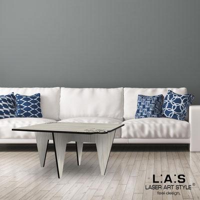 Complementi d'arredo </br> Codice: G-423 | Misura: 100x60 h50 cm </br> Colore: grey wood