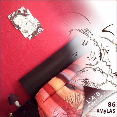 A casa di Carolina <br> Abitazione privata | Italia </br> Codice: SI-237 | Misura: 50x65 cm </br> Colore: panna - grigio marrone