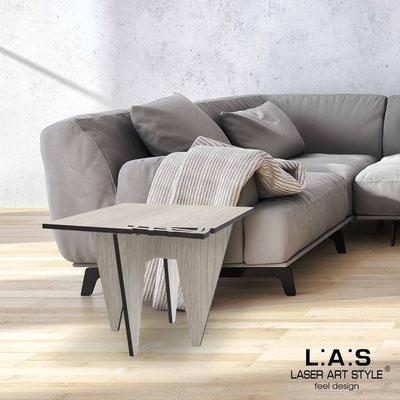 Complementi d'arredo </br> Codice: G-400 | Misura: 60x60 h50 cm </br> Colore: grey wood