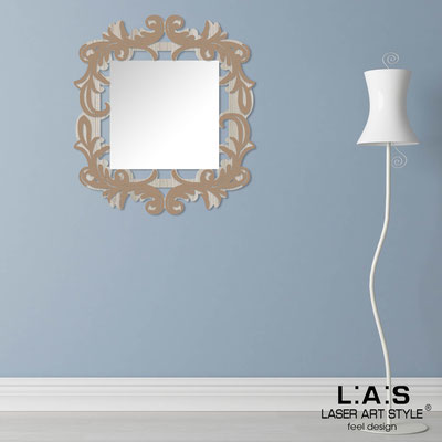 Mirrors </br> Code: MG-247-SP | Size: 100x110 cm </br>  Colour: grey wood-hazel