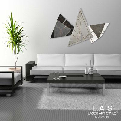 Quadri Astratti </br> Codice: SI-184 | Misura: 150x100 cm </br> Colore: nero-argento-bianco-decoro grigio-incisione legno
