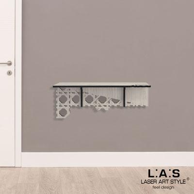 Complementi d'arredo </br> Codice: G-406 | Misura: 90x30 cm </br> Colore: grey wood