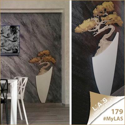 A casa di Deborah | Italia </br> Codice: SI-192-F | Misura: 73x135 cm </br> Colore: bianco-decoro toni caldi