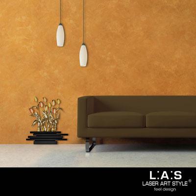 Quadri Floreali </br>  Codice: SI-193-G   Misura: 63x74 cm </br>  Colore: nero-decoro toni caldi-incisione legno