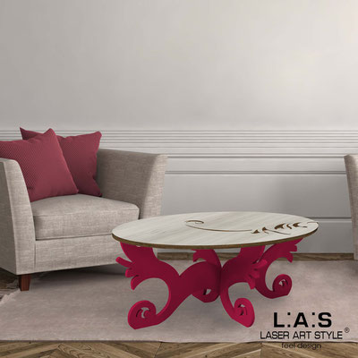Furnishings </br> Code: MG-289   Size: 100x60 h40 cm </br> Colour: grey wood-burgundy