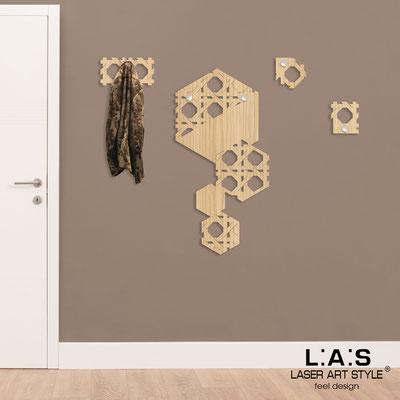 Complementi d'arredo </br> Codice: W-414 | Misura: 45x95 cm </br> Colore: natural wood