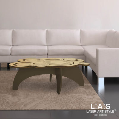 Complementi d'arredo </br> Codice: MW-283 | Misura: 100x60 h40 cm </br> Colore: natural wood-marrone-incisione legno