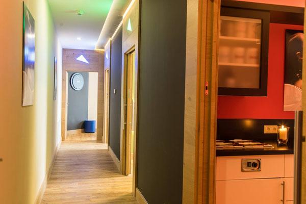 Aigo Familien & Sport Resort - 4*S Hotel <br> Wellness Centre