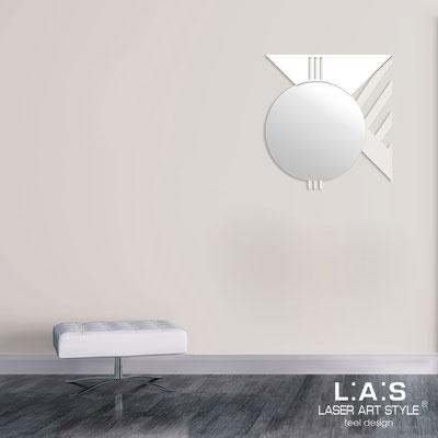 Mirrors </br> Code: SI-357 | Size: 70x75 cm </br>  Colour: cream-white