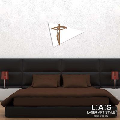 Crucifixes </br> Code: SI-277M | Size: 43x30 cm </br> Code: SI-277L | Size: 70x48 cm </br> Code: SI-277XL | Size: 98x70 cm </br> Colour: white-bronze