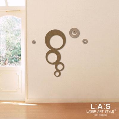 Complementi d'arredo </br> Codice: SI-337 | Misura: 47x105 cm </br> Colore: bronzo-nocciola-incisione tono su tono