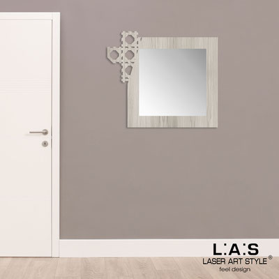 Mirrors </br> Code: G-409 | Size: 92x80 cm </br>  Colour: grey wood