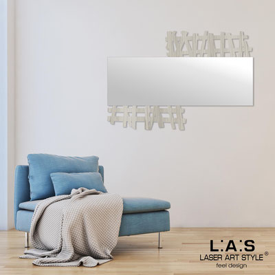 Mirrors </br> Code: G-388 | Size: 120x82 cm </br>  Colour: grey wood