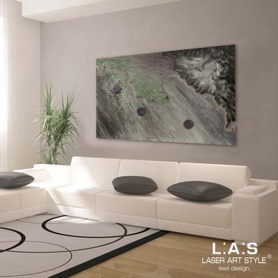 Quadri Astratti </br> Codice: SI-257 | Misura: 150x100 cm </br> Colore: decoro stucco toni freddi