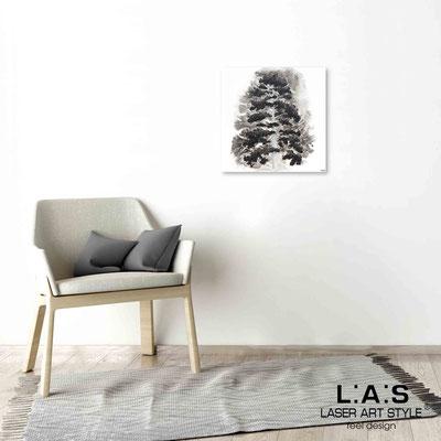 Quarantotto </br>  Codice: Q-004 | Misura: 48x48 cm </br> Colore: decoro grigio-incisione legno
