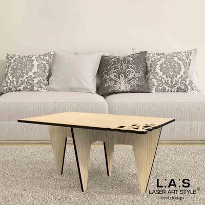 Complementi d'arredo </br> Codice: W-392 | Misura: 100x60 h50 cm </br> Colore: natural wood