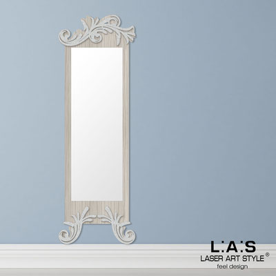 Mirrors </br> Code: MG-250-SP | Size: 60x180 cm </br>  Colour: grey wood-silver