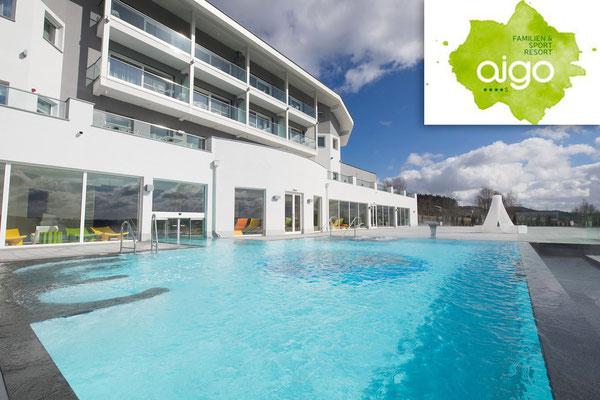 Aigo Familien & Sport Resort - 4*S Hotel