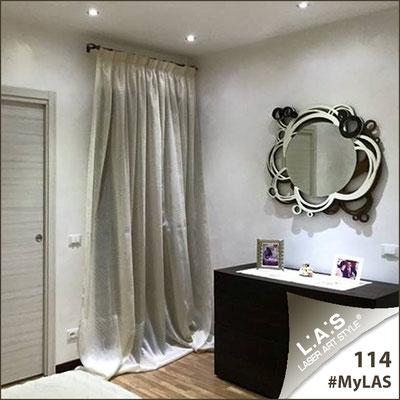 A casa di Lorena <br> Abitazione privata | Italia </br> Codice: SI-204Q-SP | Misura: 90x85 cm </br> Colore: marrone-panna-marrone