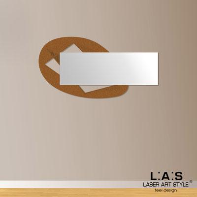 Specchiere </br> Codice: SI-376 | Misura: 145x75 cm </br>  Colore: rame-incisione legno