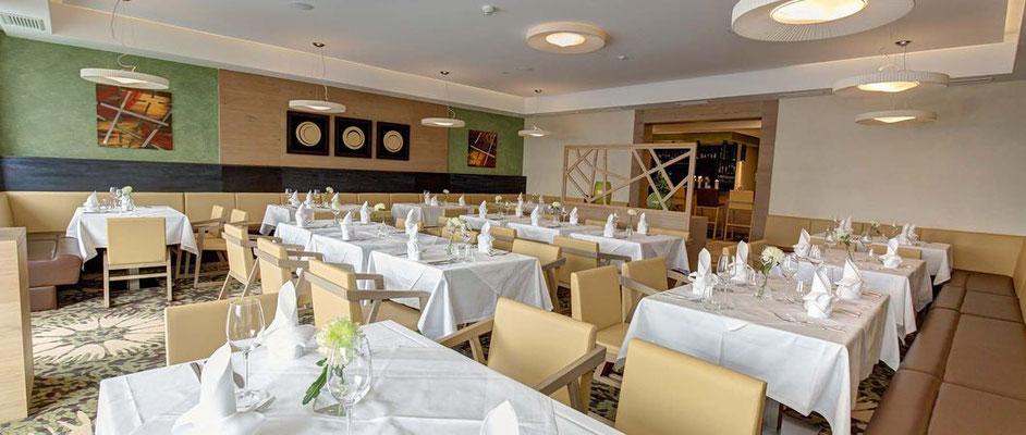 Aigo Familien & Sport Resort - 4*S Hotel <br> Restaurant