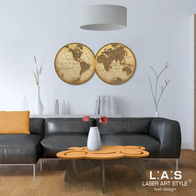 Quadri Figurativi </br> Codice: SI-370 | Misura: 115x60 cm </br> Colore: decoro marrone-incisione legno