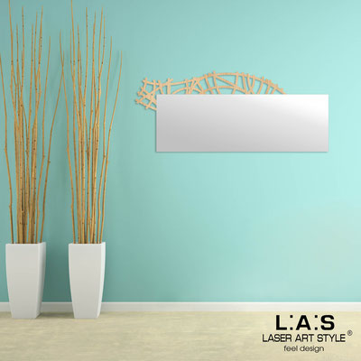 Mirrors </br> Code: W-399 | Size: 135x57 cm </br>  Colour: natural wood