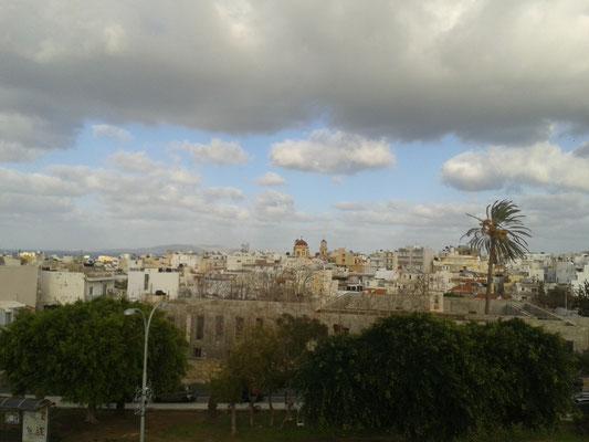 Heraklion Blick von der Stadtmauer