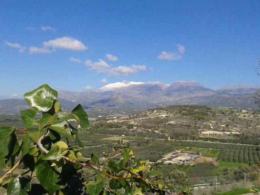 Lefka Ori, die weißen Berge