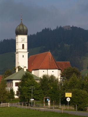 Wallfahrtskirche Speiden