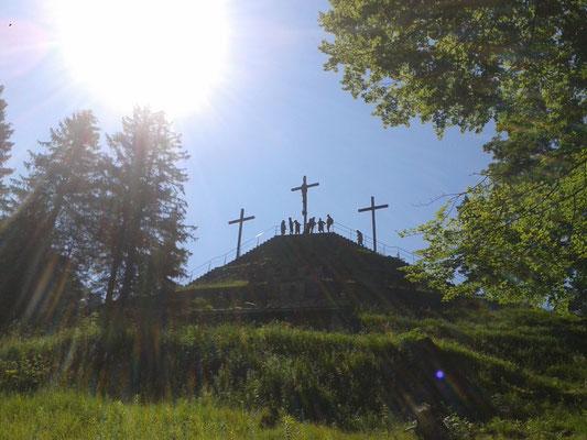 Kalvarienberg Kreuzigungsgruppe