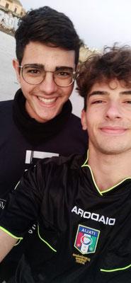 Samuele Maniscalco e Giuseppe D'Aguanno