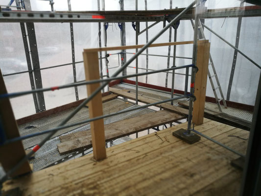 12 / 2018 - Balkon in Blume